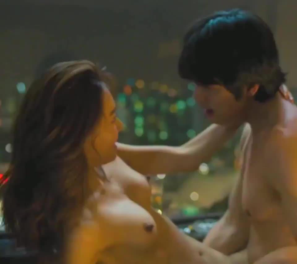 South Korean actress Han Joo Young in 'Scarlet Innocence' : video clip