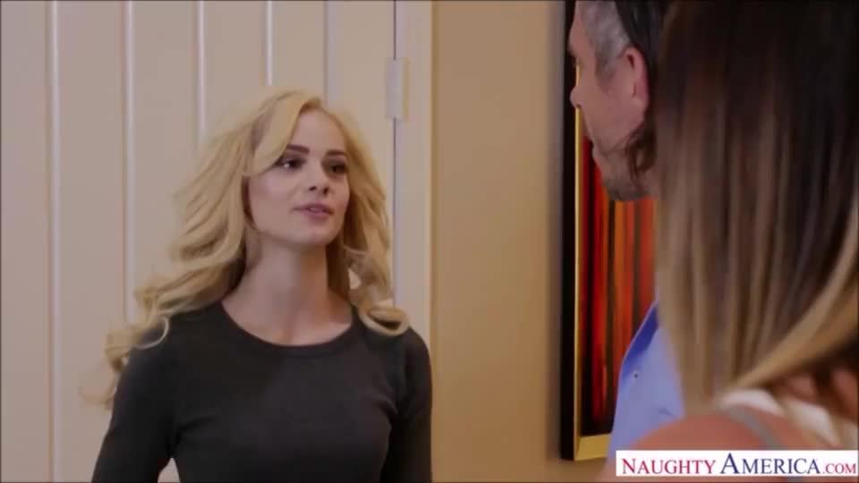 Elsa Jean - My Daughter's Hot Friend : video clip